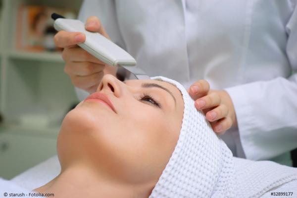 skin scrubber apparative Kosmetik