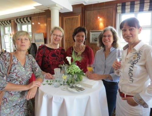 Jubiläumsfeier an der Elbe