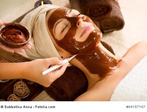 Streichelzarte Haut mit purer Schokolade