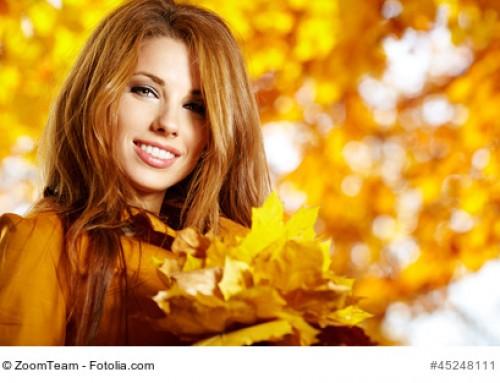 Intensive Pflege im Herbst